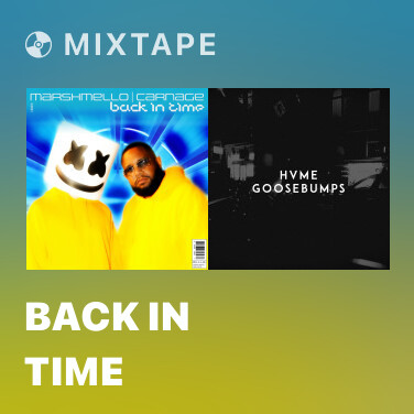Mixtape Back In Time - Various Artists