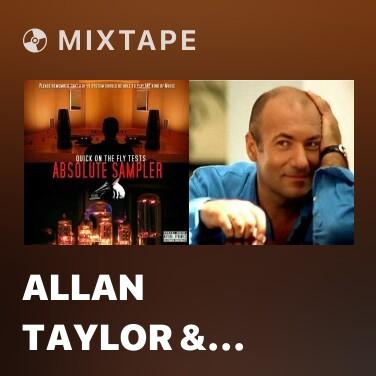 Mixtape Allan Taylor & Chris Jones - The Tennessee Waltz - Various Artists
