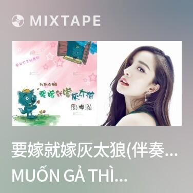 Radio 要嫁就嫁灰太狼(伴奏)/ Muốn Gả Thì Gả Thái Lang Xám (Nhạc Đệm) - Various Artists