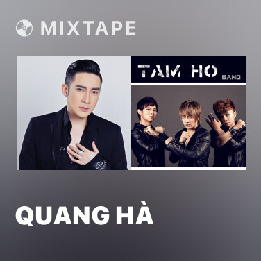 Mixtape Quang Hà - Various Artists