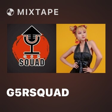 Radio G5RSquad - Various Artists