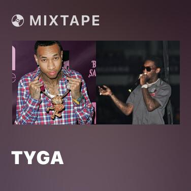 Mixtape Tyga - Various Artists