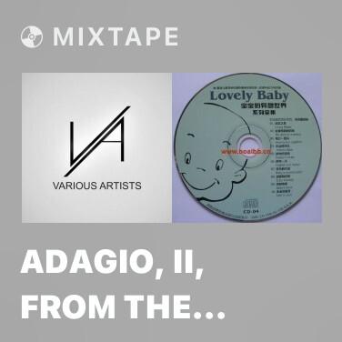 Mixtape Adagio, II, From The String Quartet No. 12 In B Flat Major, K.172 - Various Artists
