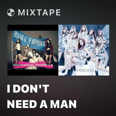 Radio I Don't Need A Man - Various Artists