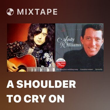 Radio A Shoulder To Cry On - Various Artists