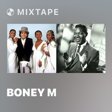 Radio Boney M - Various Artists