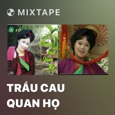 Mixtape Trầu Cau Quan Họ - Various Artists