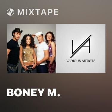 Radio Boney M. - Various Artists