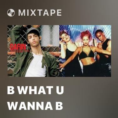 Radio B What U Wanna B - Various Artists
