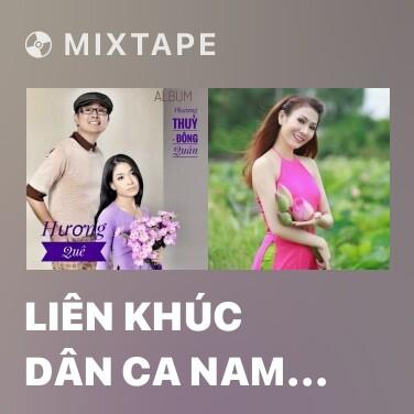Mixtape Liên Khúc Dân Ca Nam Bộ - Lý Thanh Trúc - Various Artists