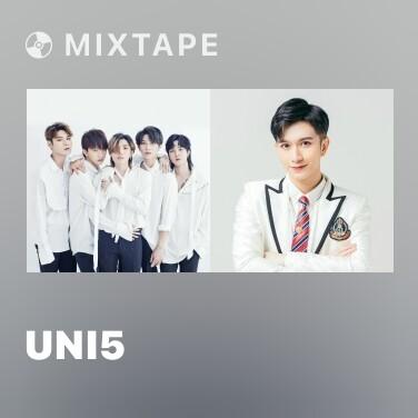 Mixtape Uni5 - Various Artists