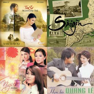 Nhạc vàng Quang Lê