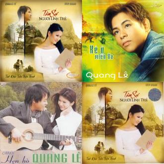 Album Như Quỳnh Quang Lê -