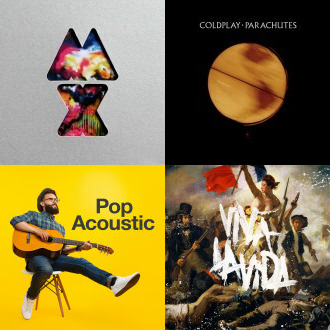 The Best Of Coldplay -
