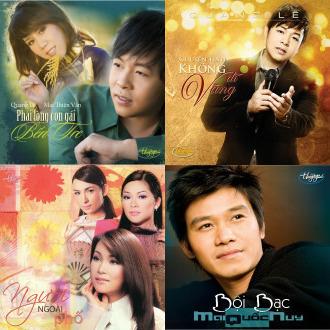Album Quang Le Chon Loc -