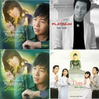 Album Quang Le - Nhac Que Huong -