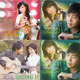 Album Quang Lê Mai Thiên Vân -