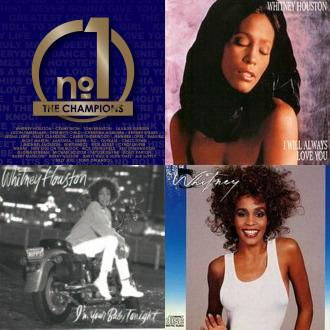 Top 20 Bài Hát Hay Nhất Của Whitney Houston Trên Bảng Xếp Hạng Billboard - Whitney Houston