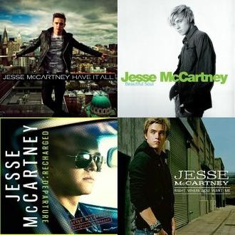 Album Collection: Jesse McCartney -