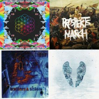 Album coldplay -