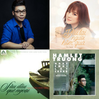 Album Nhật Quang -