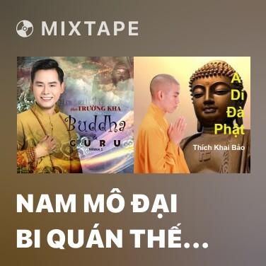 Mixtape Nam Mô Đại Bi Quán Thế Âm Bồ Tát - Various Artists