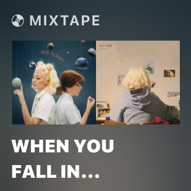 Mixtape When You Fall In Love - Various Artists