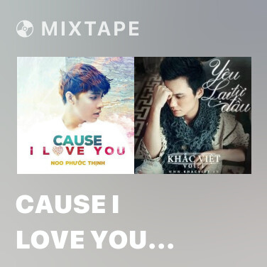 Mixtape Cause I Love You (Beat) - Various Artists