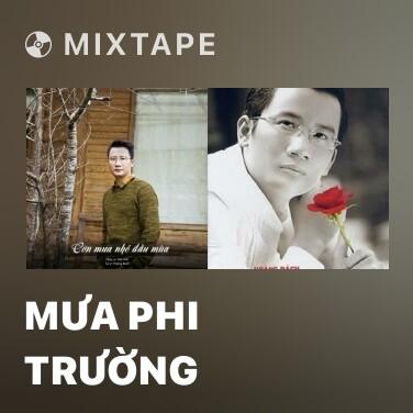 Mixtape Mưa Phi Trường - Various Artists