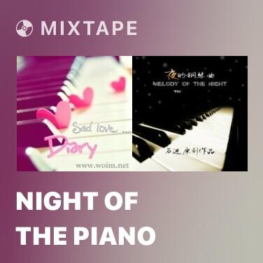 Mixtape Night of the piano - Various Artists
