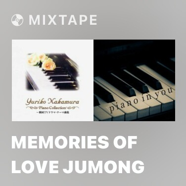 Mixtape Memories Of Love Jumong - Various Artists
