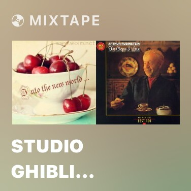 Mixtape Studio Ghibli Piano Medley And Other Tracks - Various Artists
