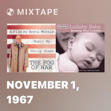 Mixtape November 1, 1967 - Various Artists