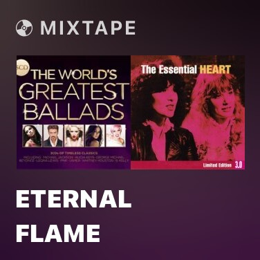 Mixtape Eternal Flame - Various Artists