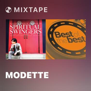 Mixtape Modette - Various Artists