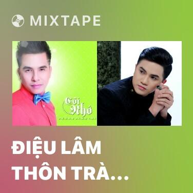 Mixtape Điệu Lâm Thôn Trà Vinh - Various Artists