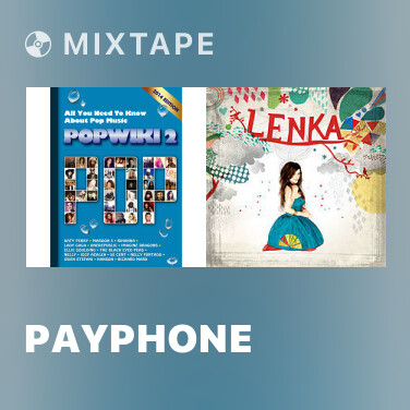 Mixtape Payphone - Various Artists