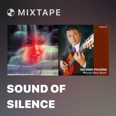 Mixtape Sound of Silence - Various Artists