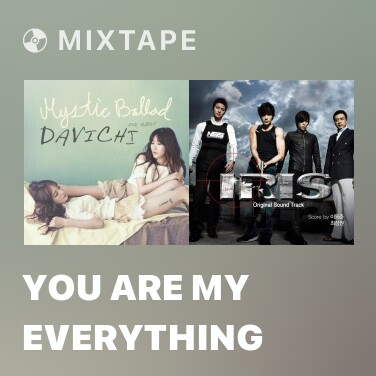 Mixtape You Are My Everything - Various Artists