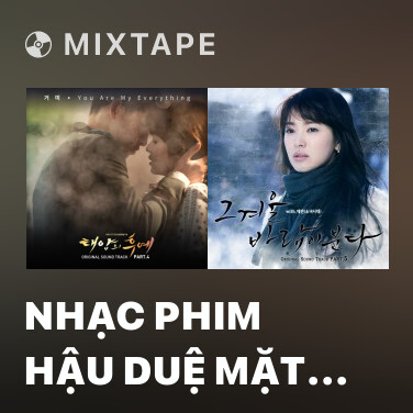 Mixtape Nhạc Phim Hậu Duệ Mặt Trời Tập 4 (Phiên Bản Tiếng Anh) - Various Artists