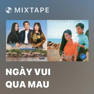 Mixtape Ngày Vui Qua Mau - Various Artists