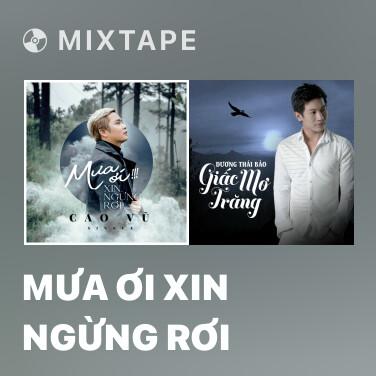 Mixtape Mưa Ơi Xin Ngừng Rơi - Various Artists