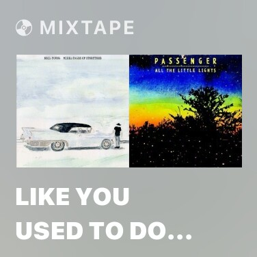 Mixtape Like You Used to Do (Mixed Pages) - Various Artists