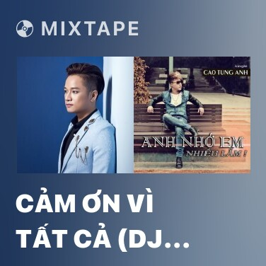 Mixtape Cảm Ơn Vì Tất Cả (DJ Daniels Remix) - Various Artists