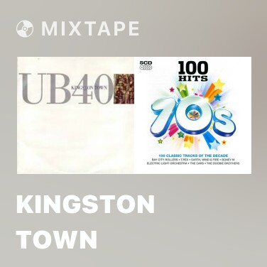 Mixtape Kingston Town - Various Artists