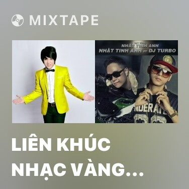 Mixtape Liên Khúc Nhạc Vàng Remix (Dance ver.) - Various Artists