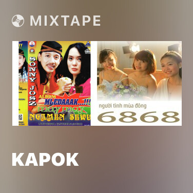 Mixtape Kapok - Various Artists