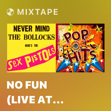 Mixtape No Fun (Live At Happy House, Stockholm / 1977) - Various Artists