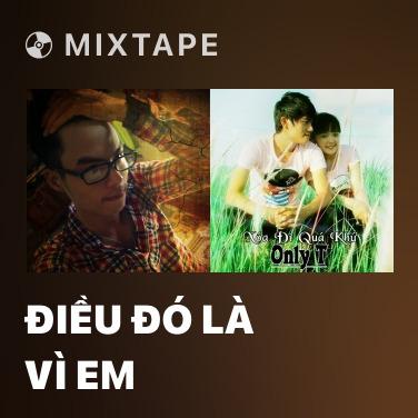 Mixtape Điều Đó Là Vì Em - Various Artists