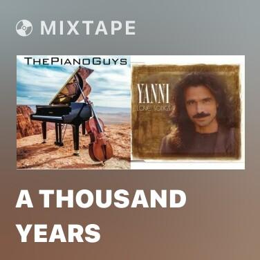 Mixtape A Thousand Years - Various Artists